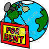 Large world for rent