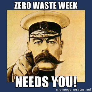 Large zero waste week