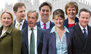 Large party leaders
